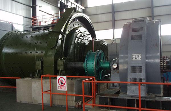 烟台选矿设备厂家讲述球磨机